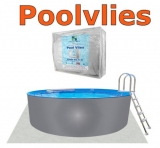 4,5 x 3,0 Pool Vlies für Pools bis 6,1 x 3,6 m