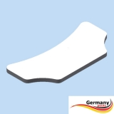 Abdeckplattformen Sitzbohlen Achtformpool Typ:Premium Germany-Pools