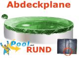 Pool Abdeckplane 6,0 m bis 6,3 m Abdeckung Plane Winter