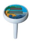 Solar - Digital Pool Swimmingpool Temperatur Thermometer Messger