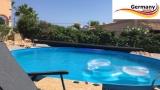 Alupool 5,50 x 1,25 m Aluminium-Pool
